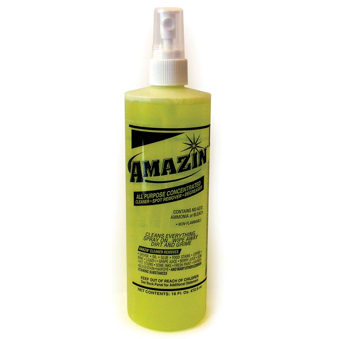 View AMAZING ALL PURPOSE CLEANER 16 OZ CONCENTRATED **MADE IN USA**