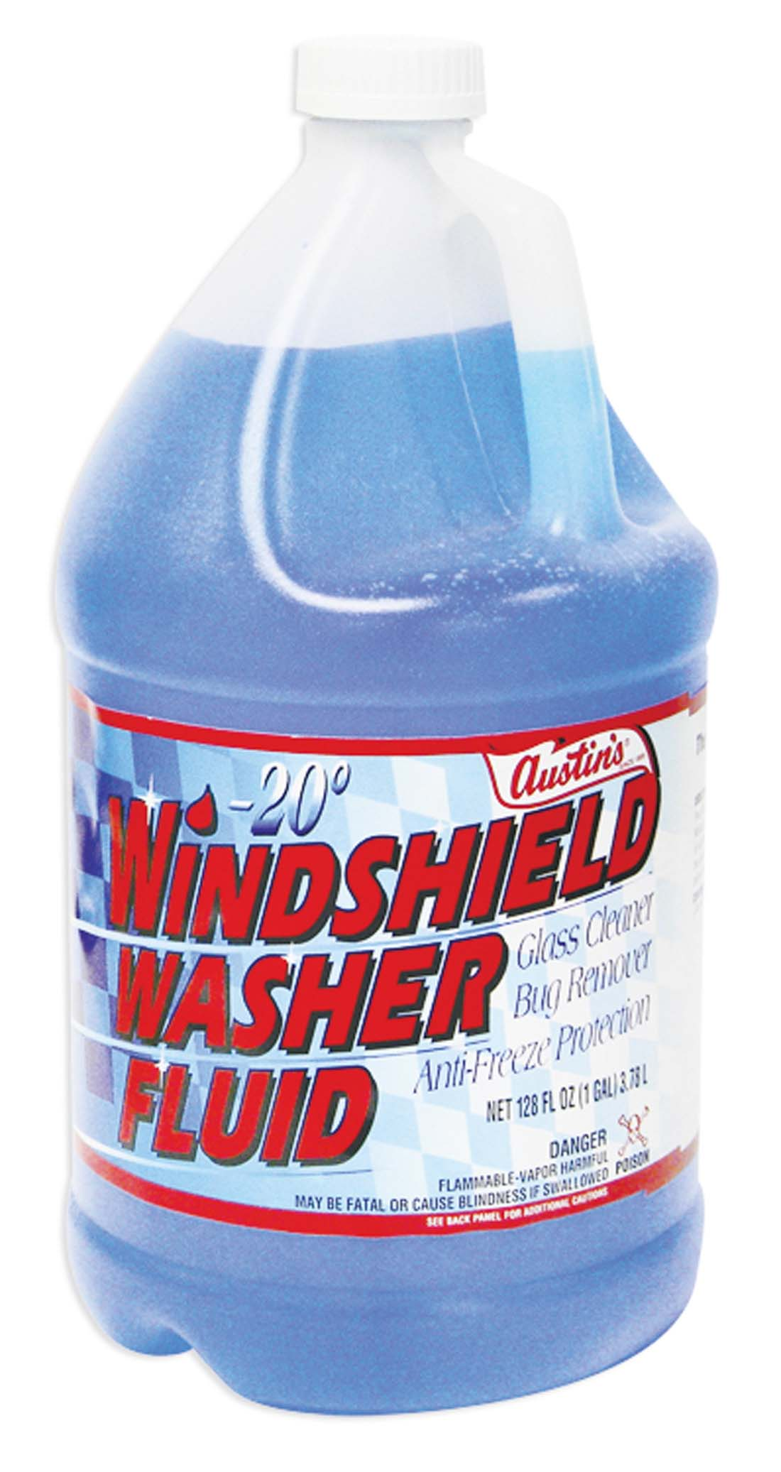"View AUSTIN WINDSHIELD WASHER FLUID 1 GALLON -20 F ""MAX 5 CASES"""
