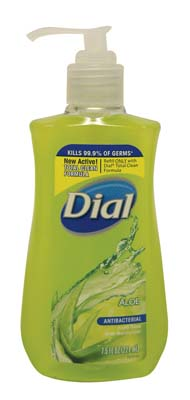 View DIAL LIQUID HAND SOAP 7.5 OZ ALOE **MADE IN USA**