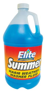"View ELITE WINDSHIELD FLUID 128 OZ SUMMER FORMULA  ""MAX 5 CASES"""