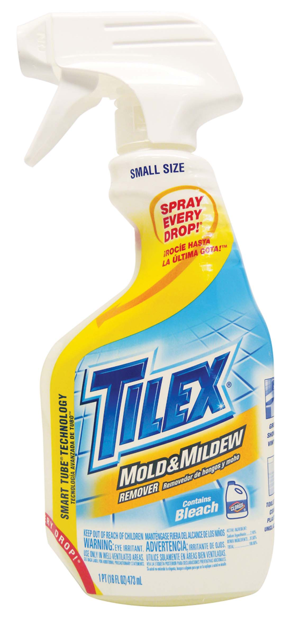 View TILEX MOLD AND MILDEW REMOVER 16 OZ SPRAY WITH BLEACH