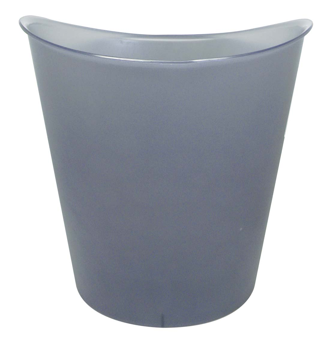 View STERILITE WASTBASKET 3 GALLON OVAL GREY ** MADE IN USA **