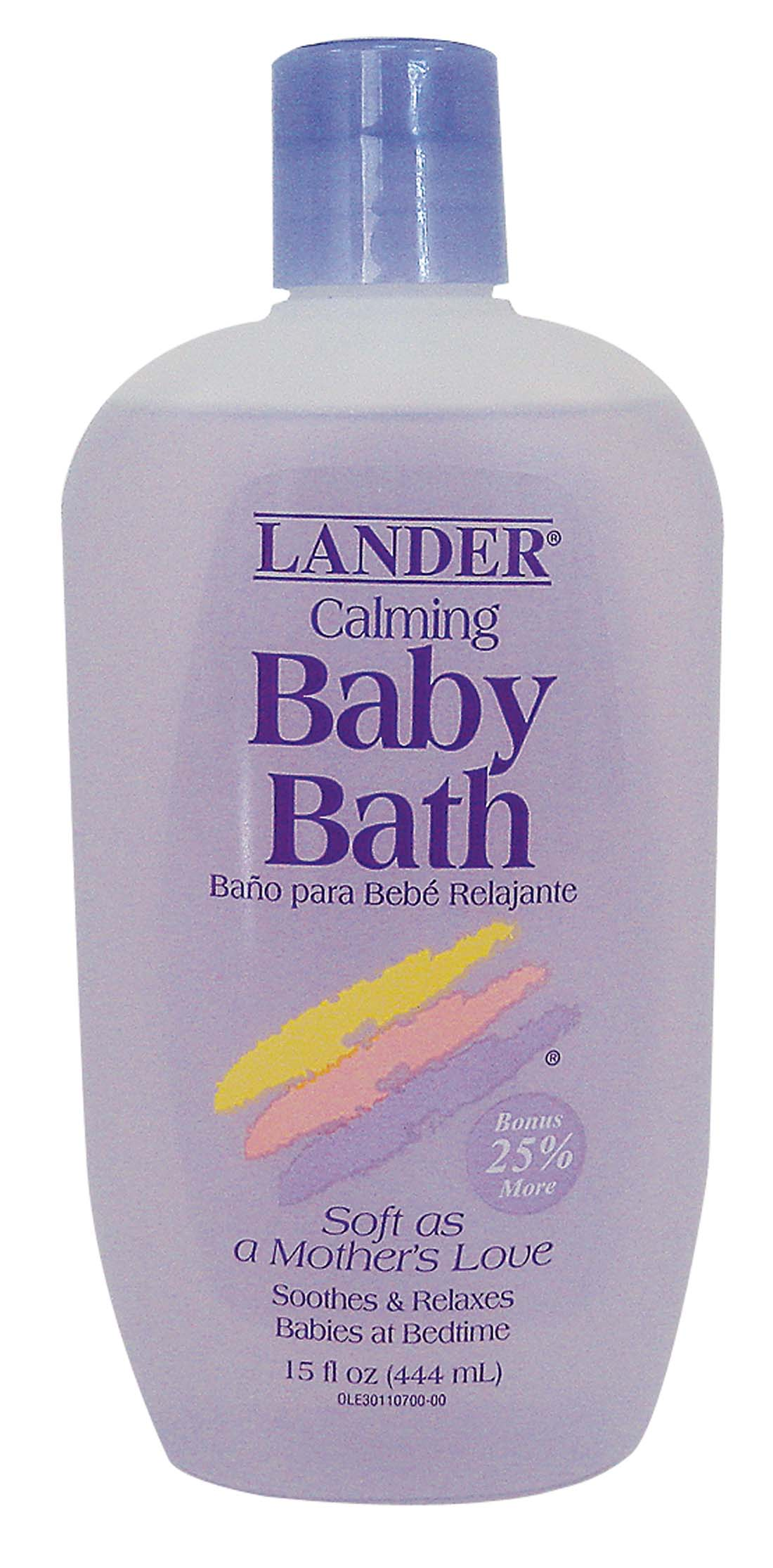 View BABY BATH 15 OUNCE **MADE IN USA**