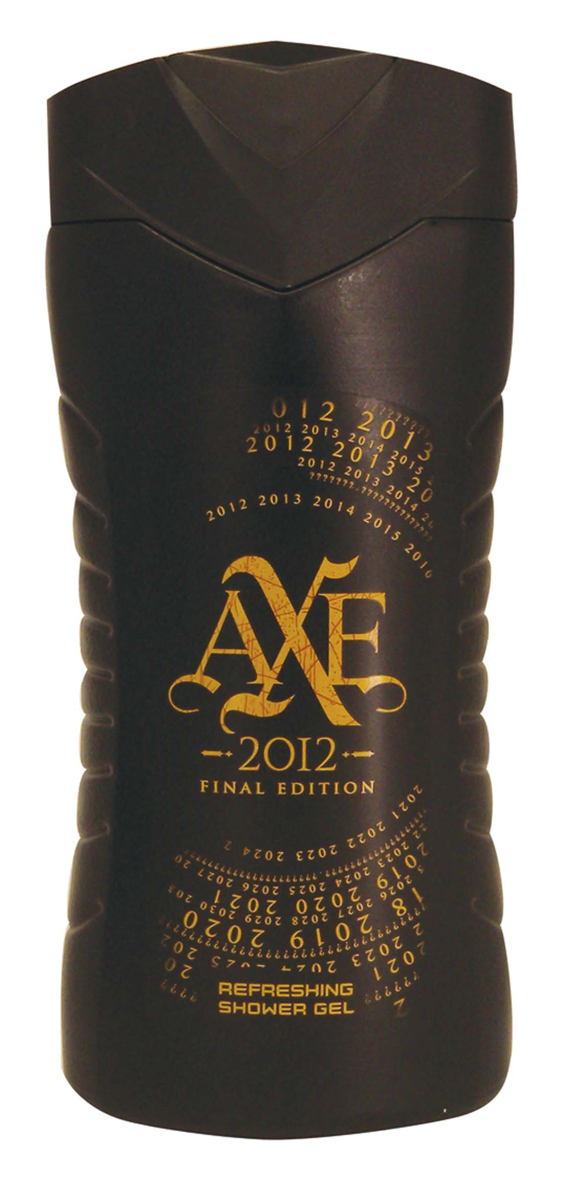 View AXE SHOWER GEL 8.5 OZ FINAL EDITION