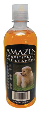 View AMAZIN PET SHAMPOO 16 OZ **MADE IN USA**