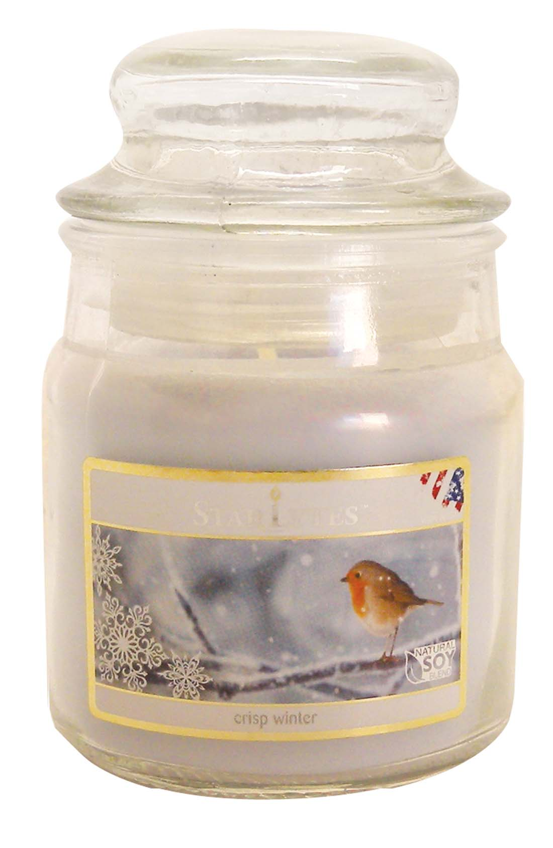 View CANDLE 3 OUNCE CRISP WINTER ** MADE IN USA **