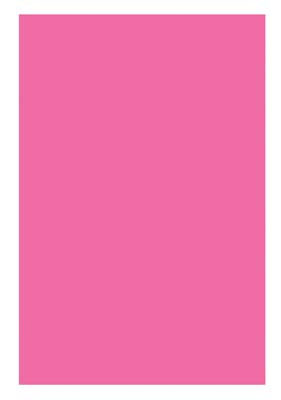 View POSTER BOARD 22 X 28 INCH FLUORESCENT PINK