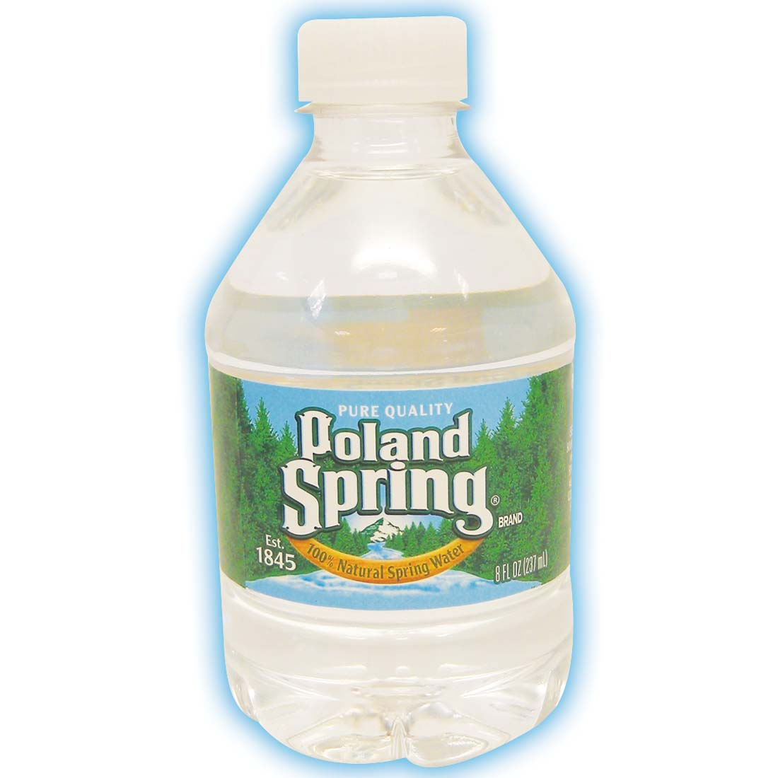 View POLAND SPRING WATER 48 CT 8 OZ *INCLUDES DEPOSIT""