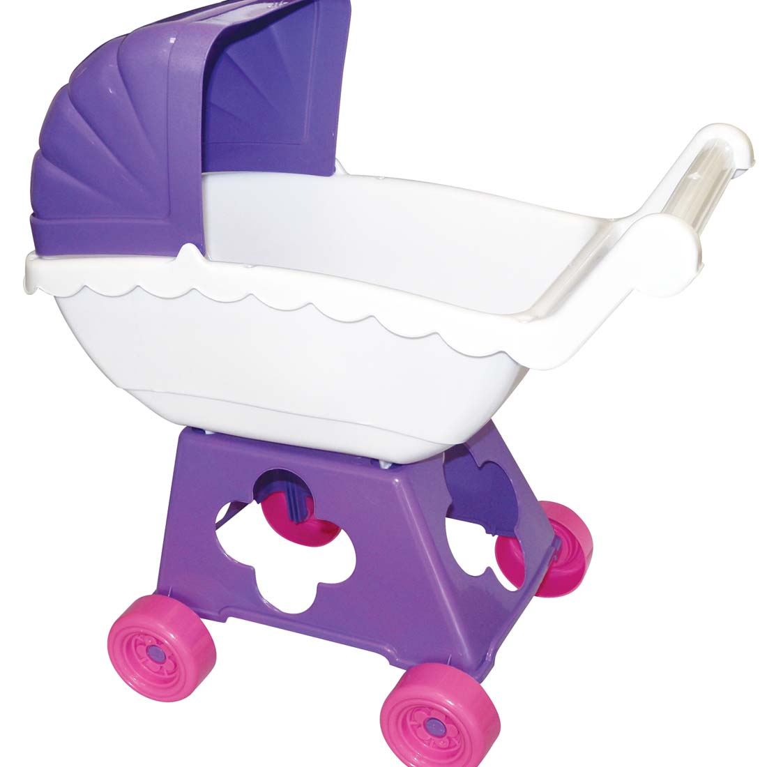 View DOLL CARRIAGE FITS DOLLS UP TO 18 INCHES