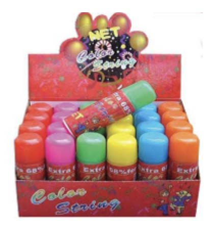 View PARTY SILLY STRING 8.75 OZ ASSORTED COLORS