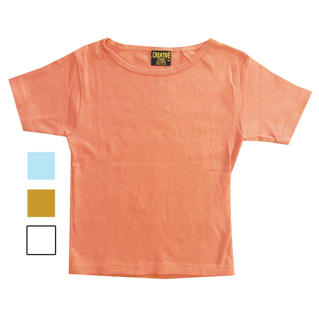 View GIRLS T-SHIRTS ASSORTED COLORS AND SIZES