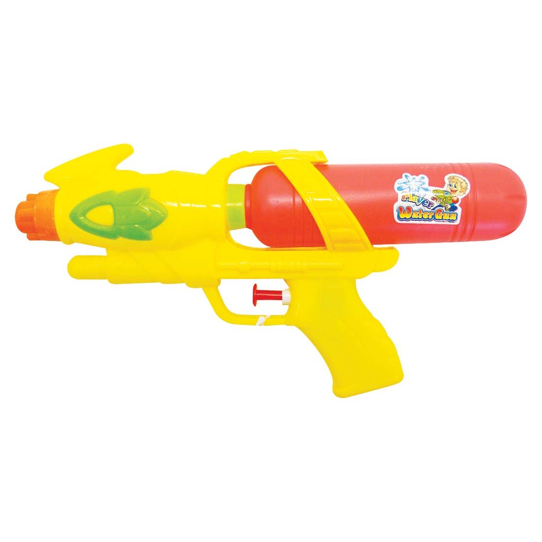 View WATER GUN 10 INCH ASSORTED COLORS STYLE 1
