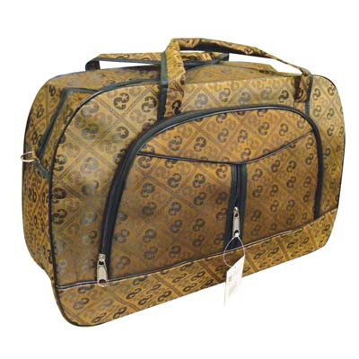 View TRAVEL BAG 21 X 13 X 7.25 INCH STAR DESIGN