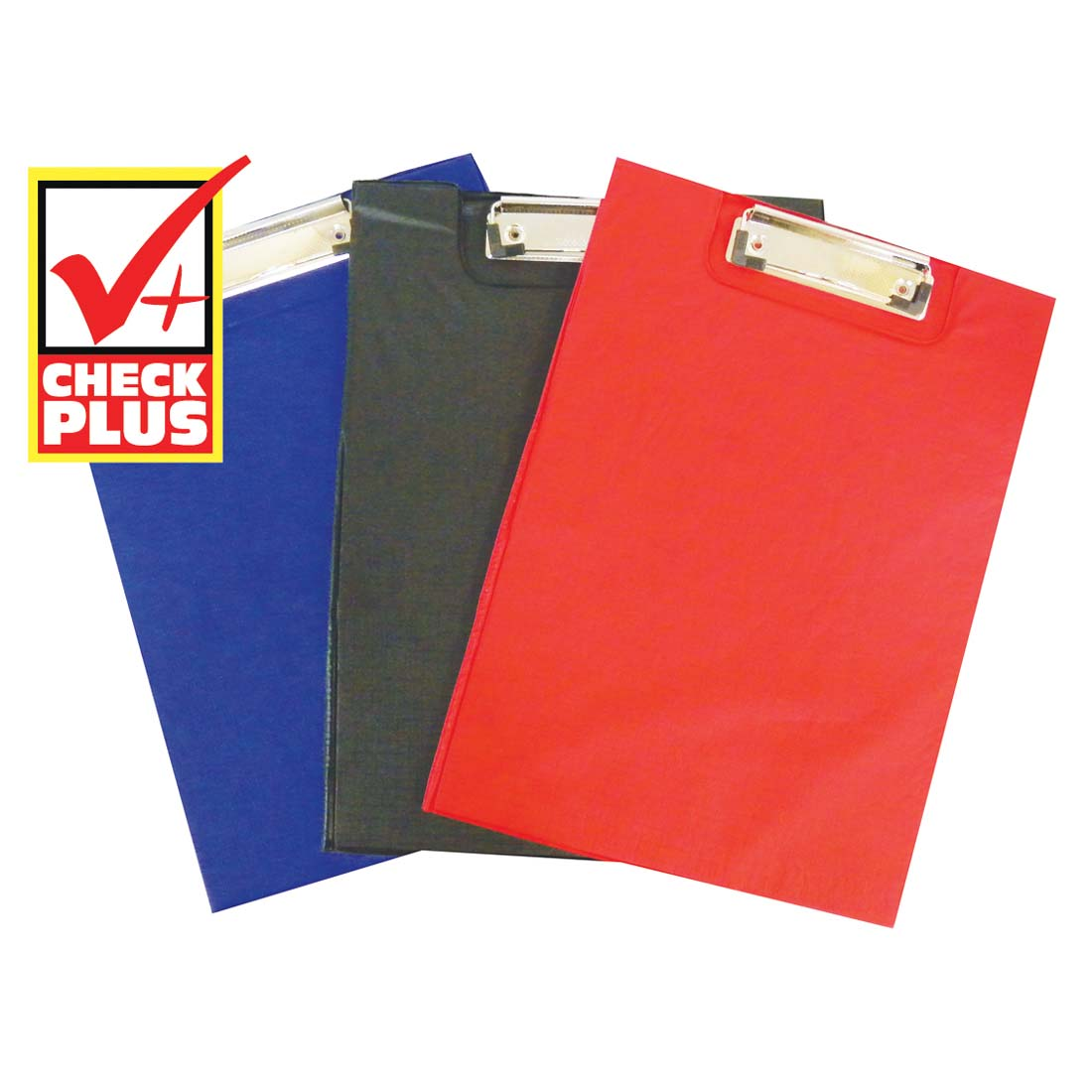 View PVC CLIPBOARD 9 X 12 INCH ASSORTED COLORS