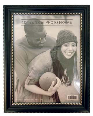 View PHOTO FRAME 10 X 13 INCH BLACK