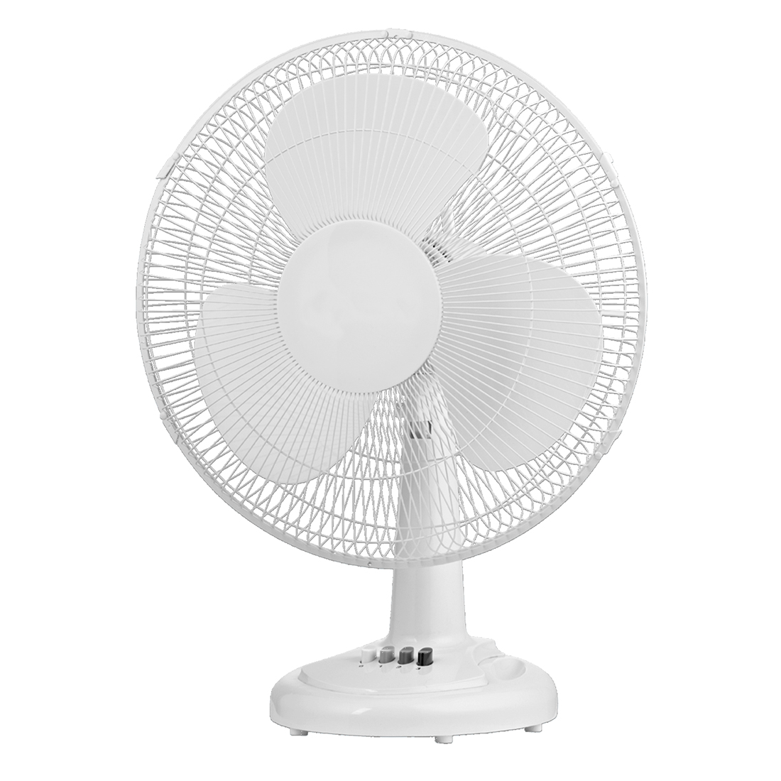 "View DESK FAN 16 INCH 3 SPEED OSCILLATING ADJUSTABLE ""ETL APPROVED"""