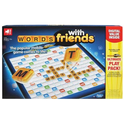 View WORDS WITH FRIENDS BOARD GAME