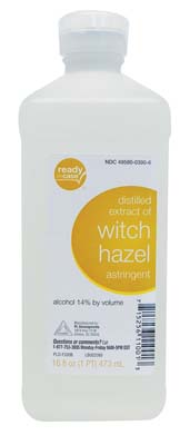 View WITCH HAZEL ASTRINGENT 16 OZ **MADE IN USA**