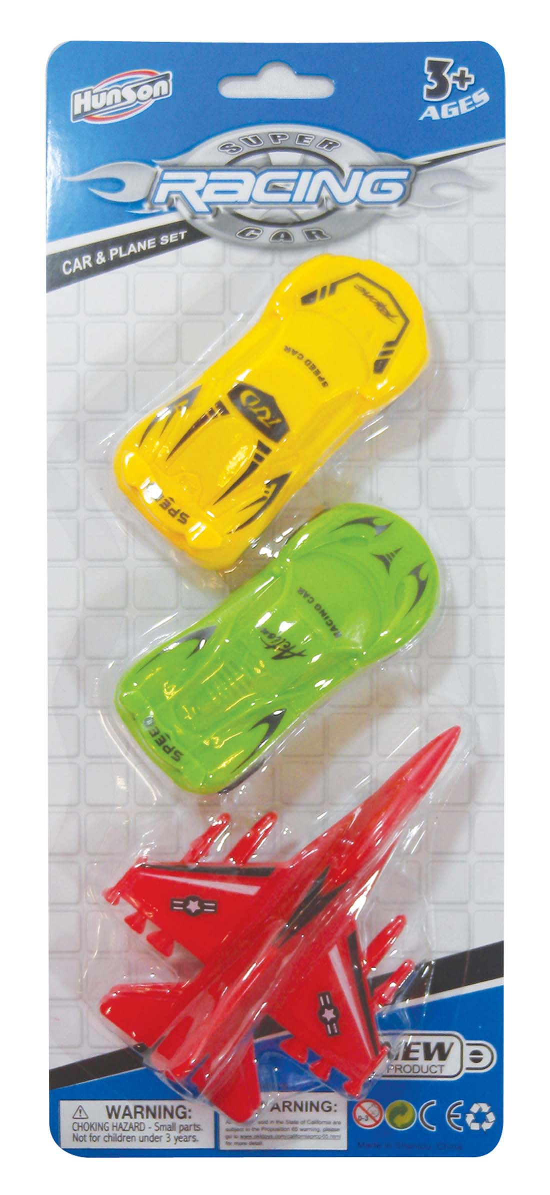 View CAR AND PLANE 3 PIECE SET ASSORTED