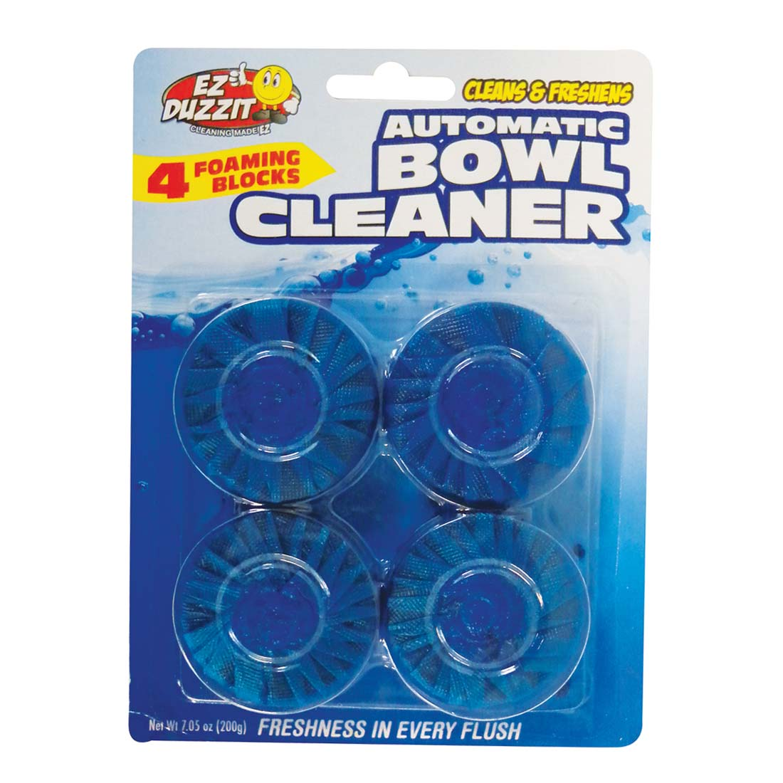 View AUTOMATIC TOILET BOWL CLEANER 4 PACK 7.05 OZ TOTAL