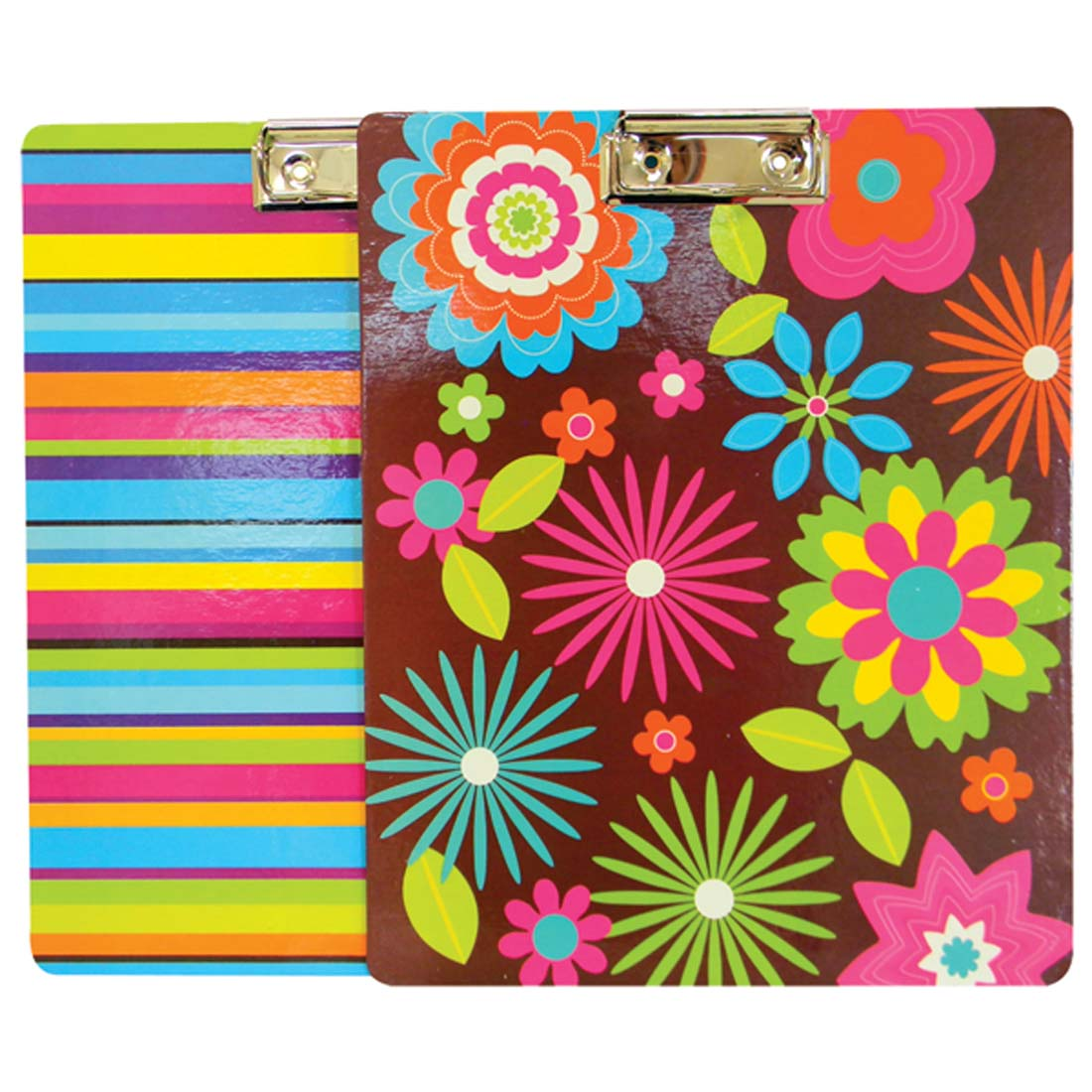View CLIP BOARD 6 X 9 INCH ASSORTED COLORS & DESIGNS