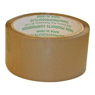 View PACKING TAPE 2 INCH X 110 YARDS BROWN