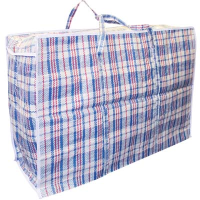 View  LAUNDRY BAG 29 X 20 X 11 INCH ASSORTED COLORS