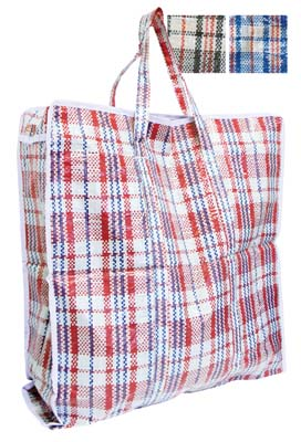View PE LAUNDRY BAG 18.5 X 18.5 X 5.5 INCH