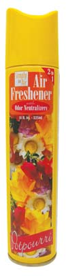 View AIR FRESHENER SPRAY 11 OZ POTPOURRI
