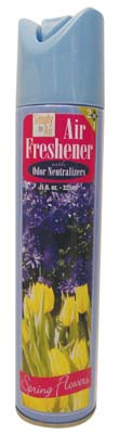 View AIR FRESHENER SPRAY 11 OZ SPRING FLOWER