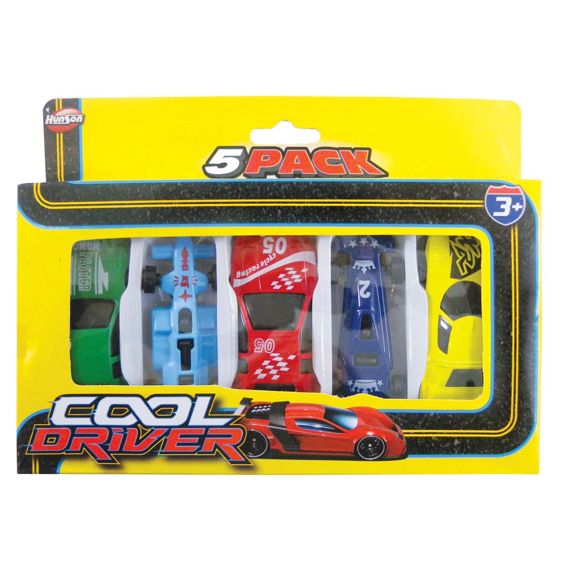 View DIE CAST MINI TOY CARS 2.75 INCHES 5 PACK SET