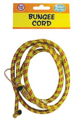 View BUNGEE CORD 5 FEET