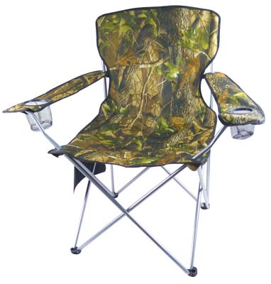 View CAMPING CHAIR JUMBO 40 X 40 X 24 INCH HUNTING DESIGN