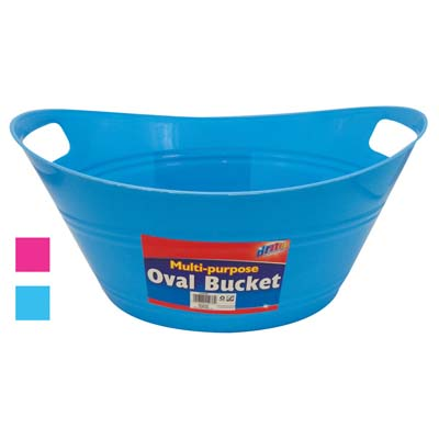 View MULTI-PURPOSE BUCKET 12.5 X 9 INCH OVAL