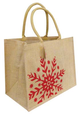 View BURLAP BAG 12.5 X 17 INCH PREPRICED $ 4.99