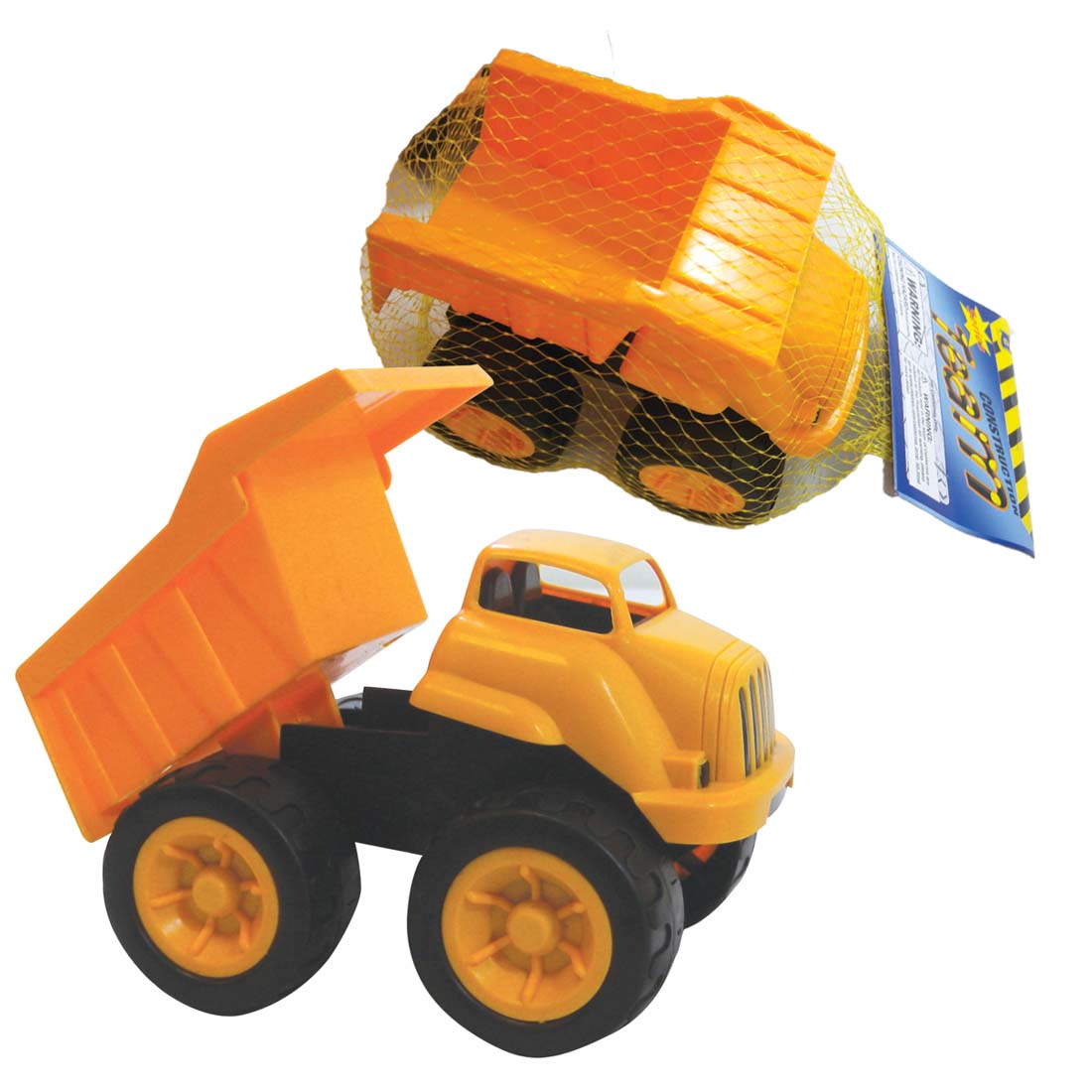View DUMP TRUCK 5.5 INCHES