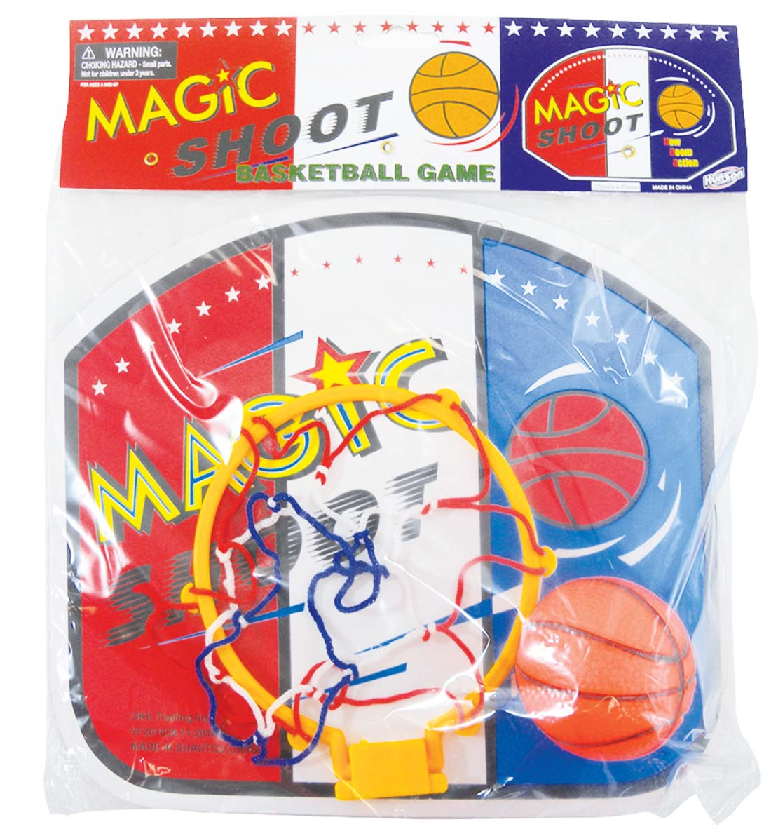 View  BASKETBALL BOARD PLAY SET 11X9.75 INCHES