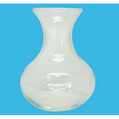 View GLASS VASE 4 INCH *USA*