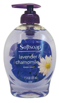 View SOFTSOAP HAND SOAP 7.5 OZ LAVENDER & CHAMOMILE **MADE IN USA**