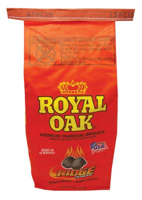 View ROYAL OAK CHARCOAL BRIQUETS 3.9 LB *USA*