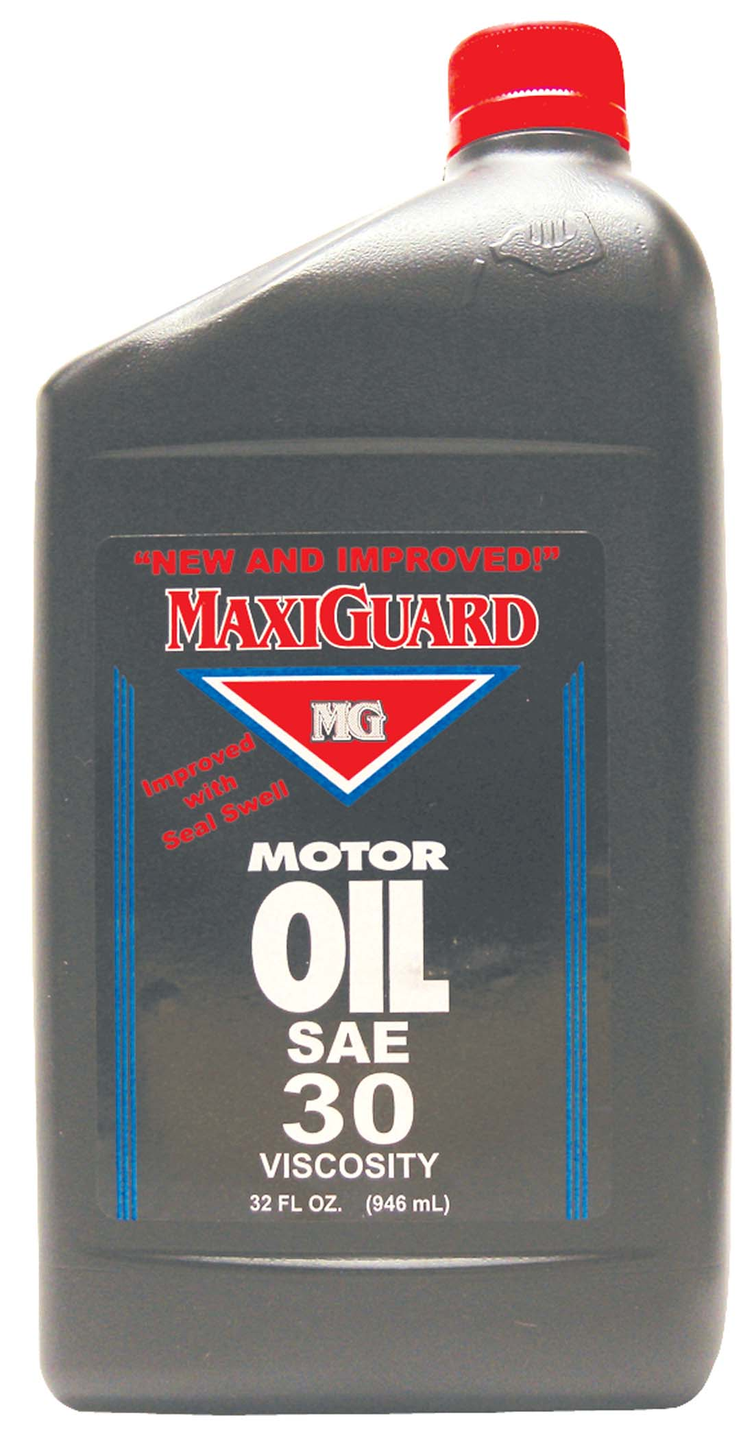 View MAXIGUARD MOTOR OIL 1 QUART SAE 30 ** MADE IN USA **