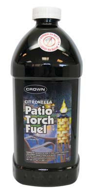 View CROWN CITRONELLA TORCH FUEL 64 OZ