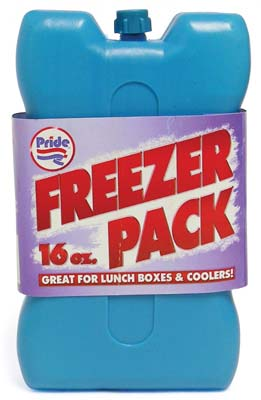 View FREEZER ICE PACK 16 OUNCE