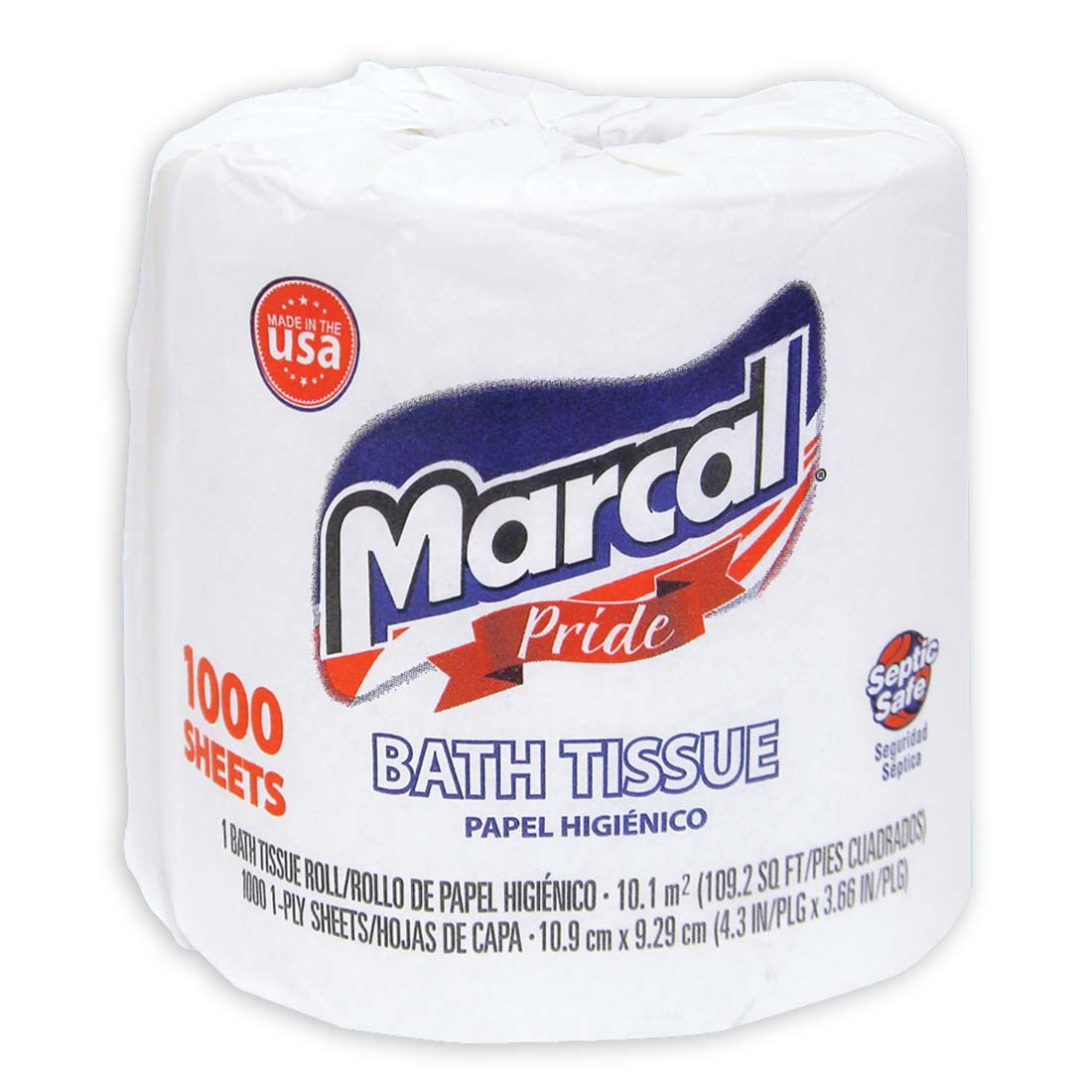 "View MARCAL BATH TISSUE 1000-1PLY SHEETS ""MAX 20 CASES"""