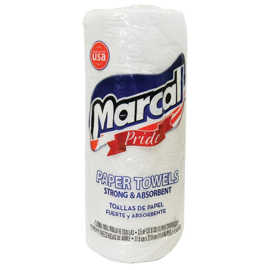 View MARCAL PAPER TOWEL 55-2 PLY SHEETS
