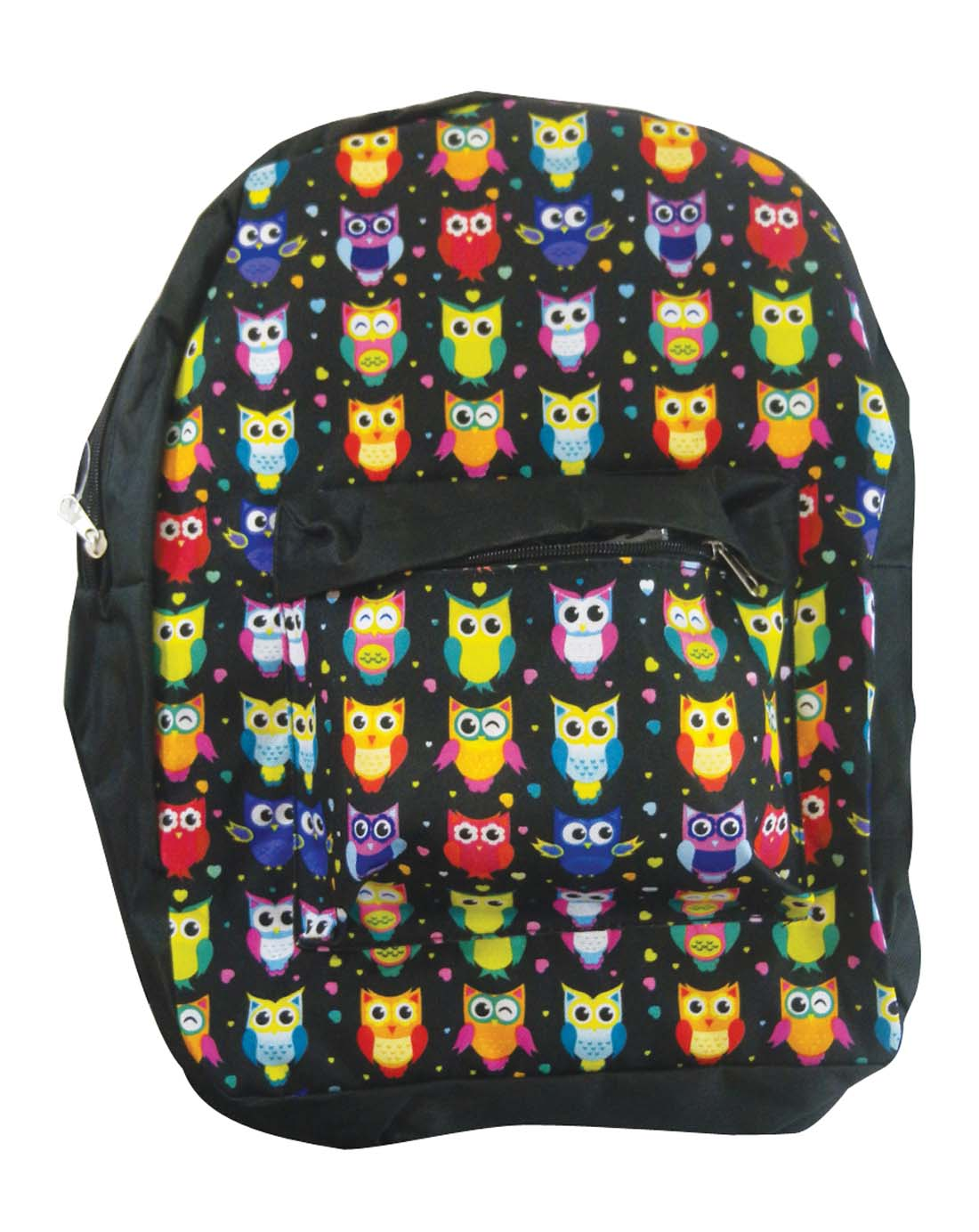View BACK PACK 16X12X6 INCHES OWLS