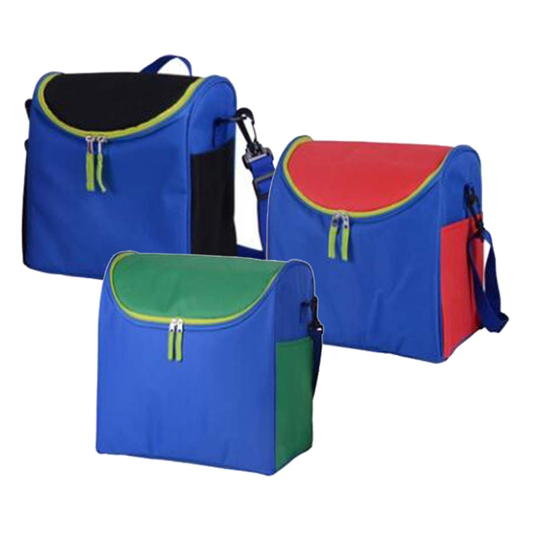 View CANVAS COOLER 6 CANS INSULATED ASSORTED COLORS
