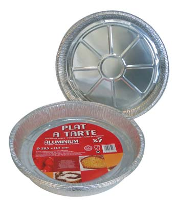 View FOIL PAN 5 PACK 11 INCHES ROUND