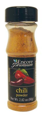 View ENCORE PREMIUM CHILI POWDER 2.82 OZ