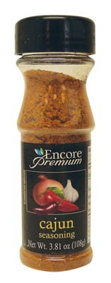 View ENCORE PREMIUM CAJUN SEASONING 3.81 OZ